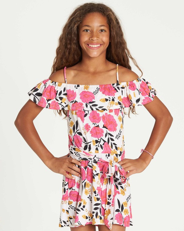 0 Girls' Sun Dancer Dress  GD07TBSU Billabong