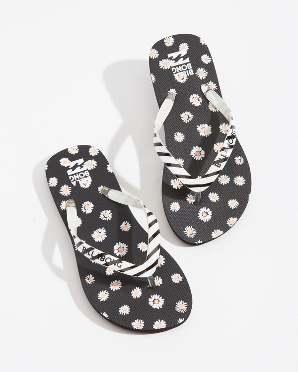 0 Girls' Dama Jr Sandal Black GFOT1BDA Billabong