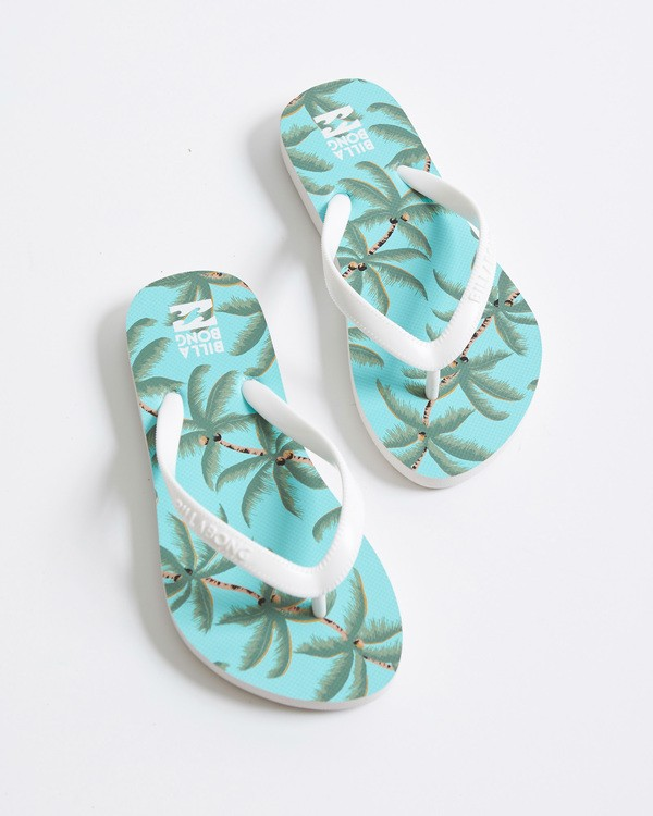 0 Girls' Dama Jr Sandal Grey GFOT1BDA Billabong