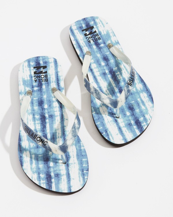 0 Girls' Dama Jr Sandal Blue GFOT1BDA Billabong