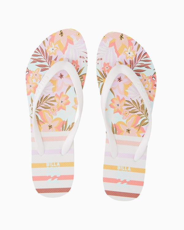 0 Girls' Dama Jr Sandal Green GFOT1BDA Billabong