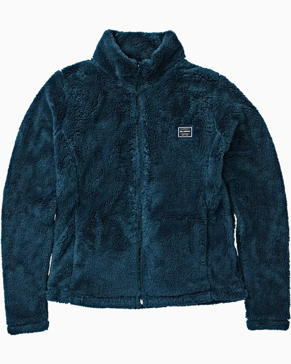 0 Girls' First Chair Sherpa Fleece  GSN9VBFC Billabong