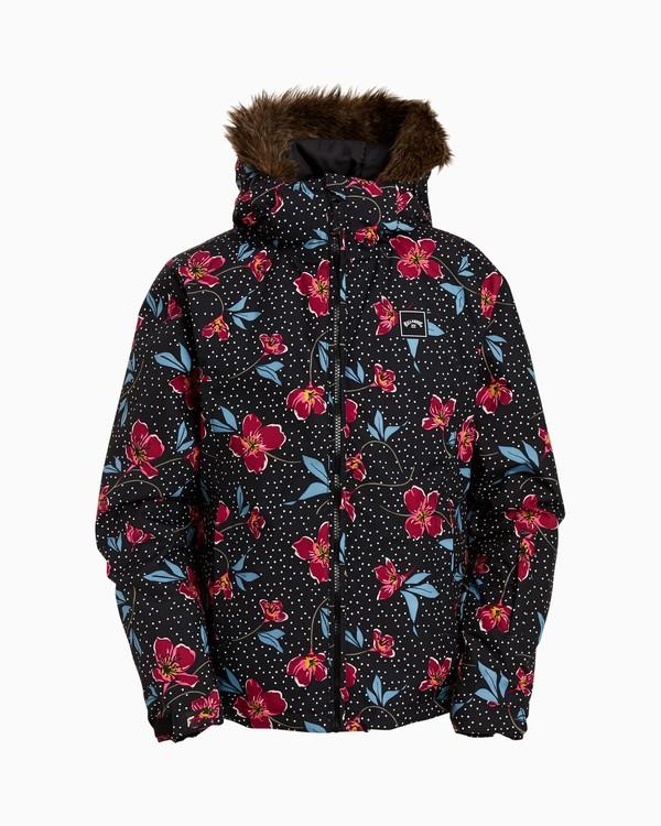 0 Girls' Sula Snow Jacket Green GSNJ3BSU Billabong