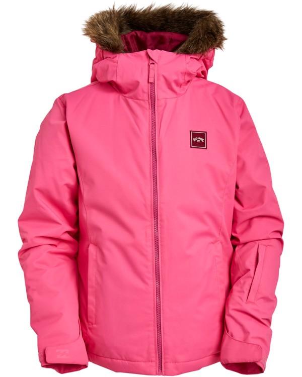 0 Girls' Sula Snow Jacket  GSNJ3BSU Billabong