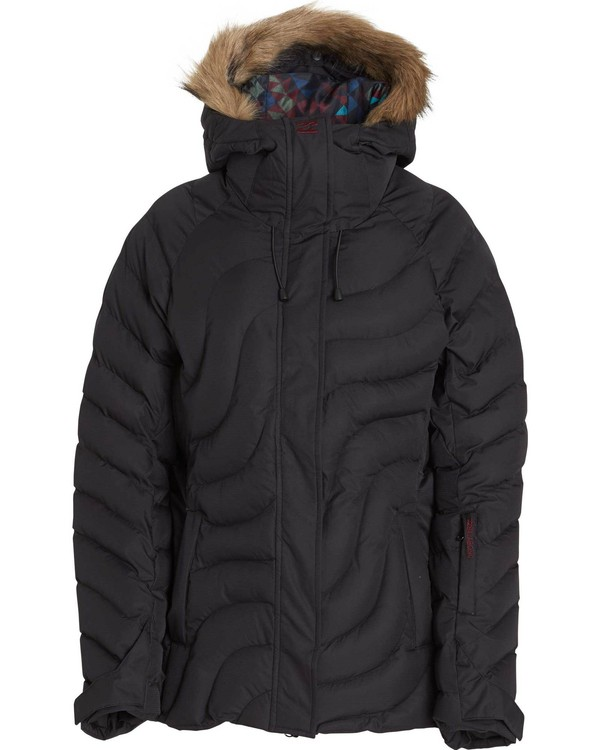 0 Girls' Soffya Outerwear Jacket  GSNJLSOF Billabong