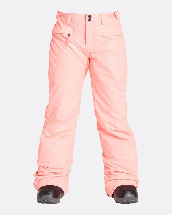 0 Girls' Alue Outerwear Pants Pink GSNPQALU Billabong