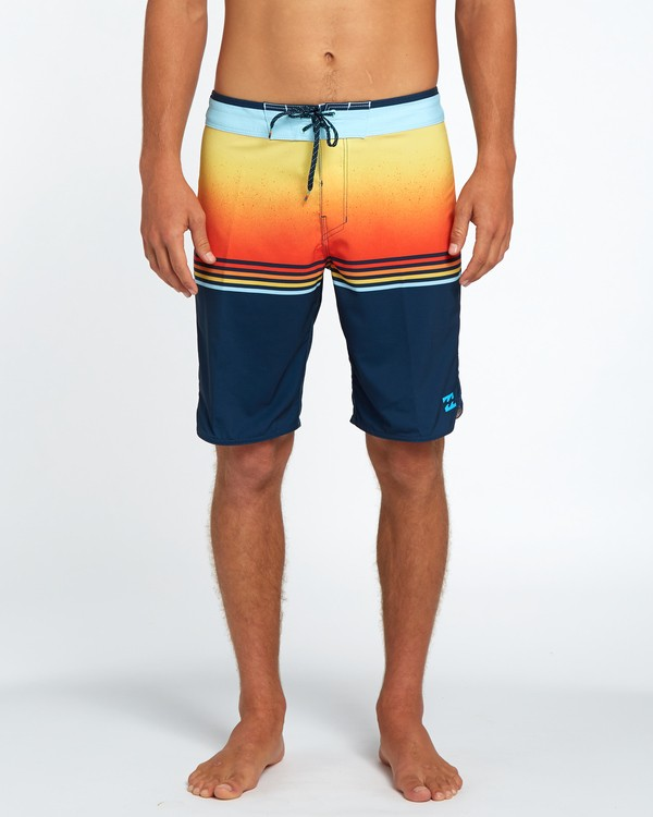 "0 Fifty50 X 19"" Boardshorts Orange H1BS13BIP8 Billabong"