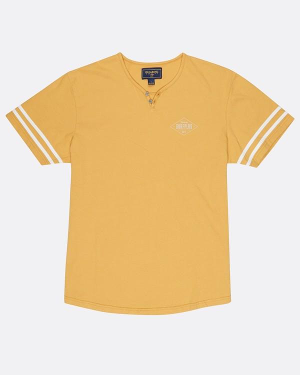 0 Hermosa T-Shirt Gelb H1JE17BIP8 Billabong