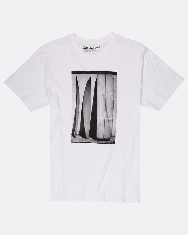 0 Blue Room T-Shirt White H1SS14BIP8 Billabong