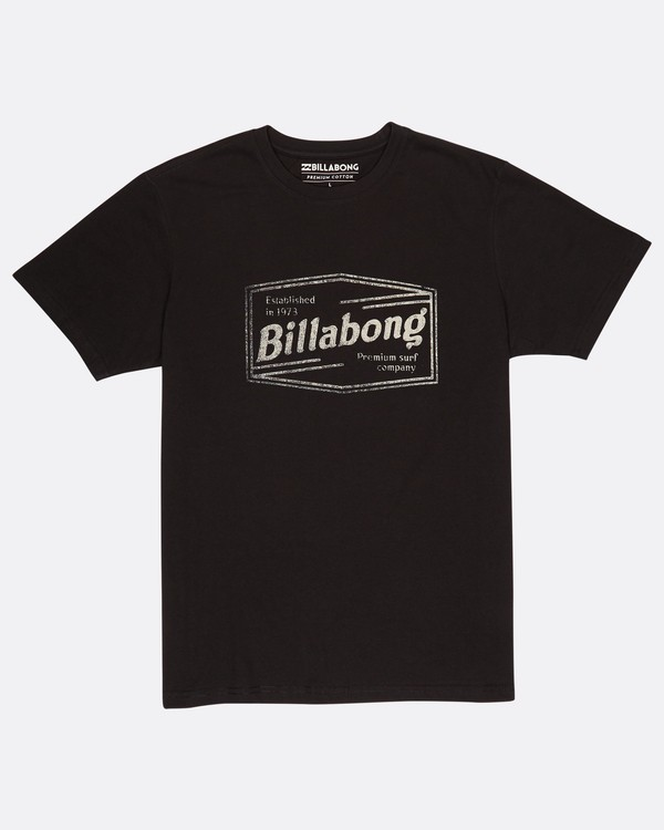 0 Labrea T-Shirt Schwarz H1SS17BIP8 Billabong