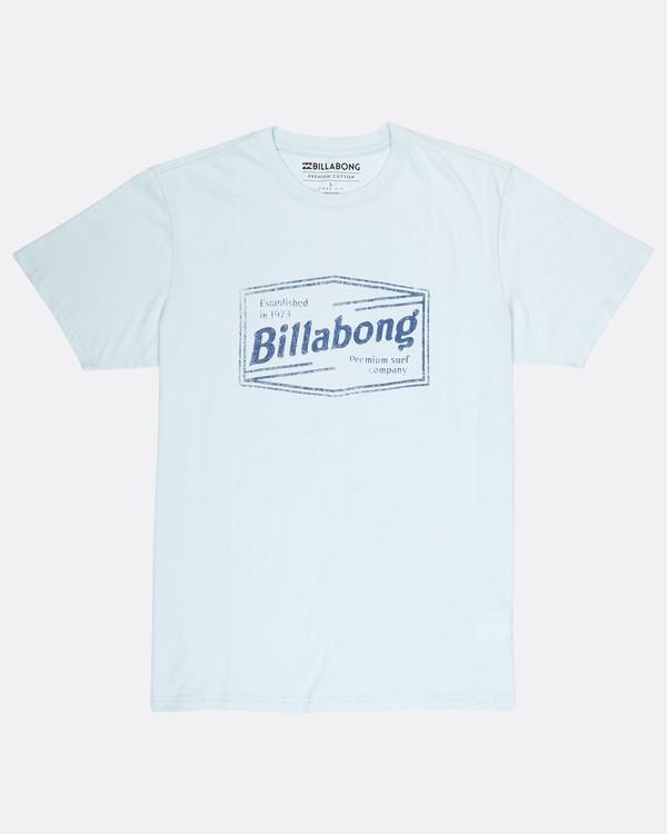 0 Labrea T-Shirt Blau H1SS17BIP8 Billabong