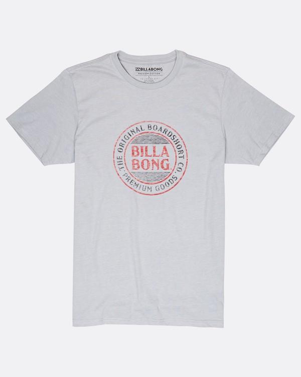 0 Danapoint T-Shirt Gris H1SS29BIP8 Billabong