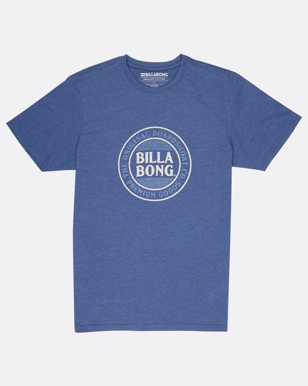 0 Danapoint T-Shirt Azul H1SS29BIP8 Billabong