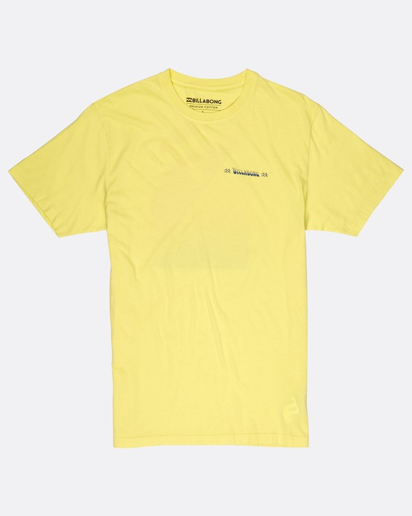 0 Hula T-Shirt Gelb H1SS42BIP8 Billabong