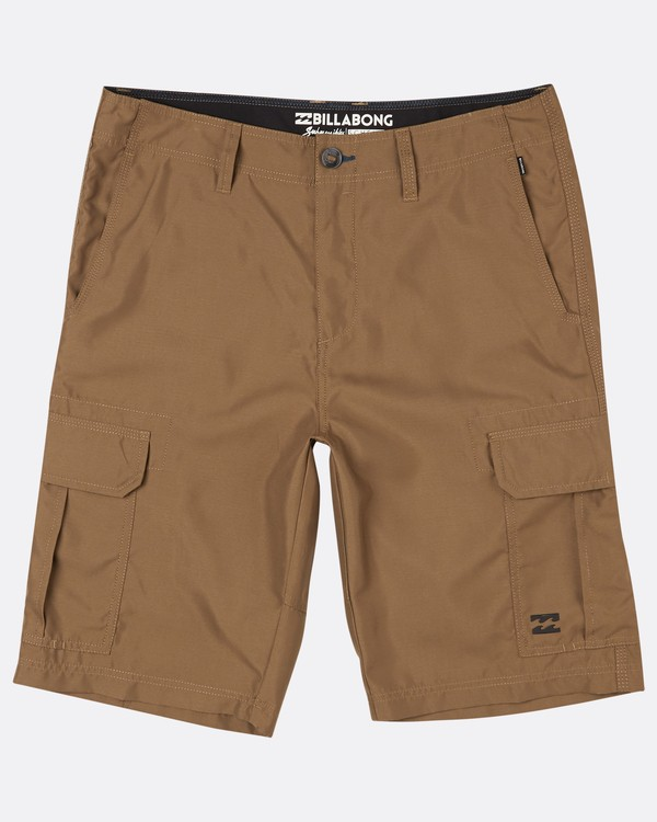 0 Scheme Submersible Walkshort 22 Inches Marron H1WK07BIP8 Billabong