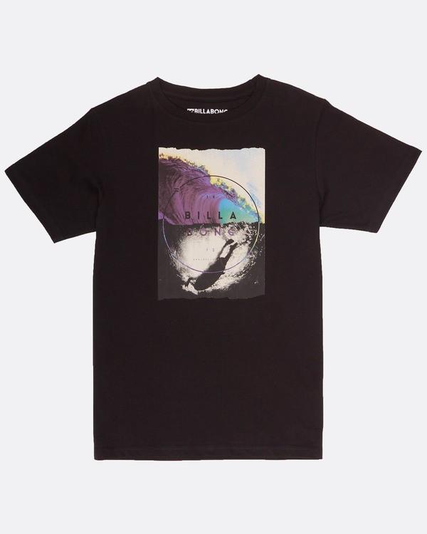 0 Boys Chilly T-Shirt Noir H2SS06BIP8 Billabong