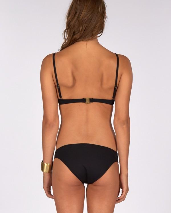 0 Sol Searcher Bi Hawaii Lo Bikini Bottom Black H3SB01BIP8 Billabong
