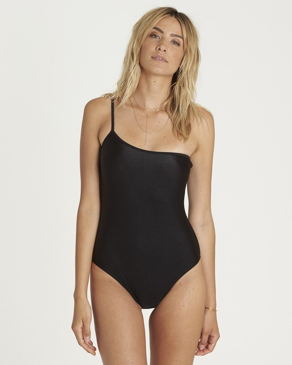 0 Love Bound One Piece Black H3SW07BIP8 Billabong