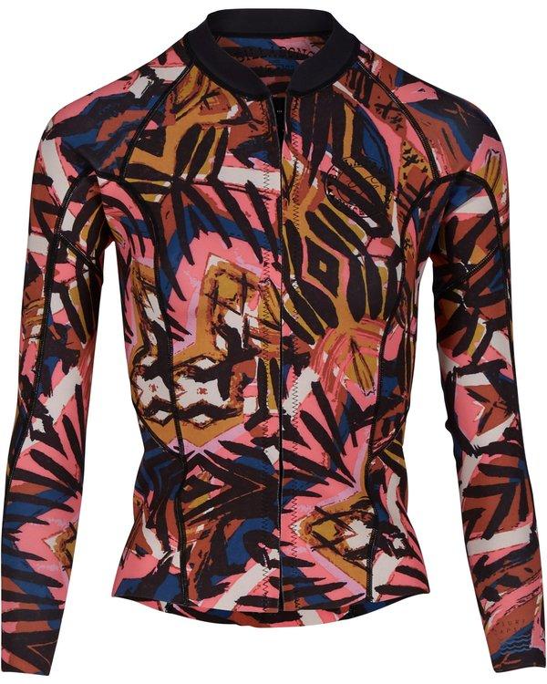 0 1Mm Surf Capsule Peeky Front Zip Jacket Mehrfarbig H41G02BIP8 Billabong