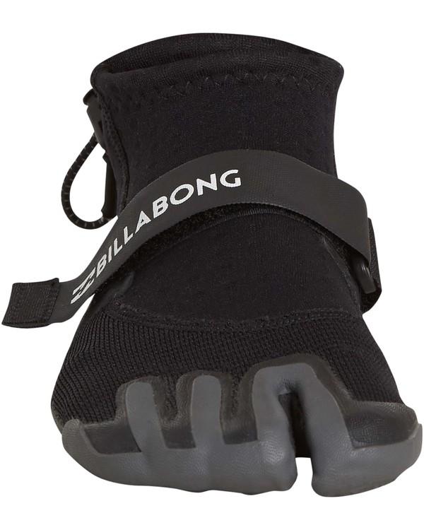 0 2Mm Pro Reef Boot Black H4BT03BIP8 Billabong