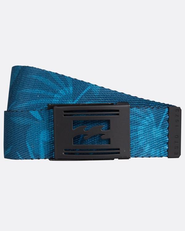 0 Revert Belt Bleu H5BL02BIP8 Billabong