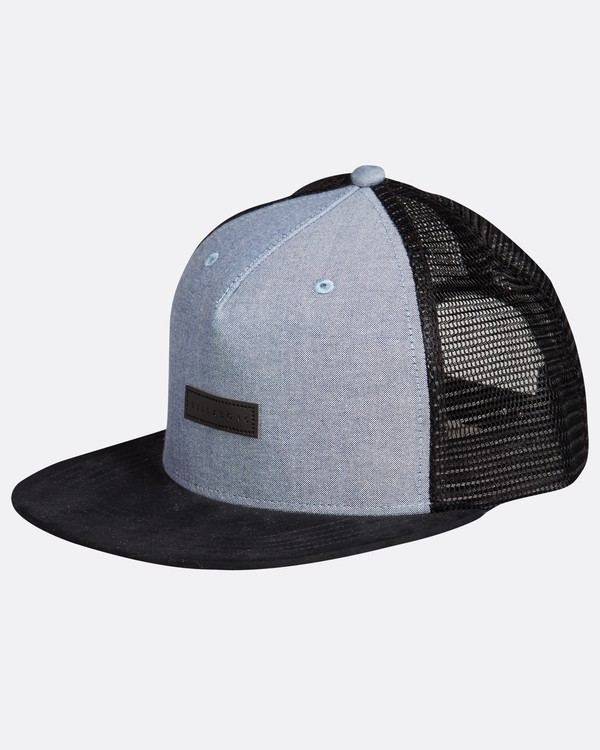 0 Oxford Snapback Gris H5CM05BIP8 Billabong