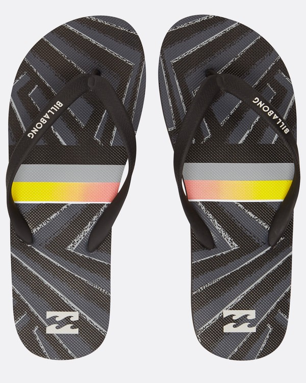 0 Tides Surftrash Sandals Noir H5FF02BIP8 Billabong