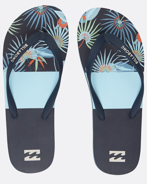 0 Tides Tribong Sandals Bleu H5FF04BIP8 Billabong