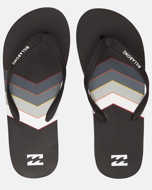 0 Tides North Point Sandals Noir H5FF05BIP8 Billabong