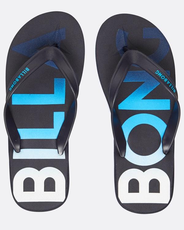 0 All Day Prints Sandals Bleu H5FF10BIP8 Billabong