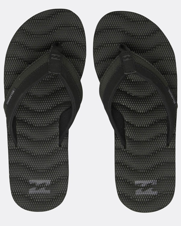 0 Dunes Impact Sandals Black H5FF19BIP8 Billabong