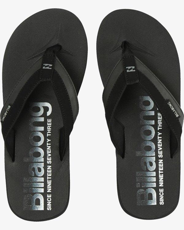 0 All Day Nubuck Sandals Noir H5FF51BIMU Billabong