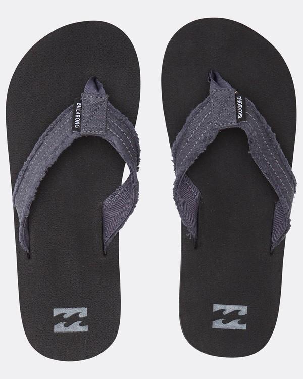 0 Operator Sandals Noir H5FF52BIMU Billabong