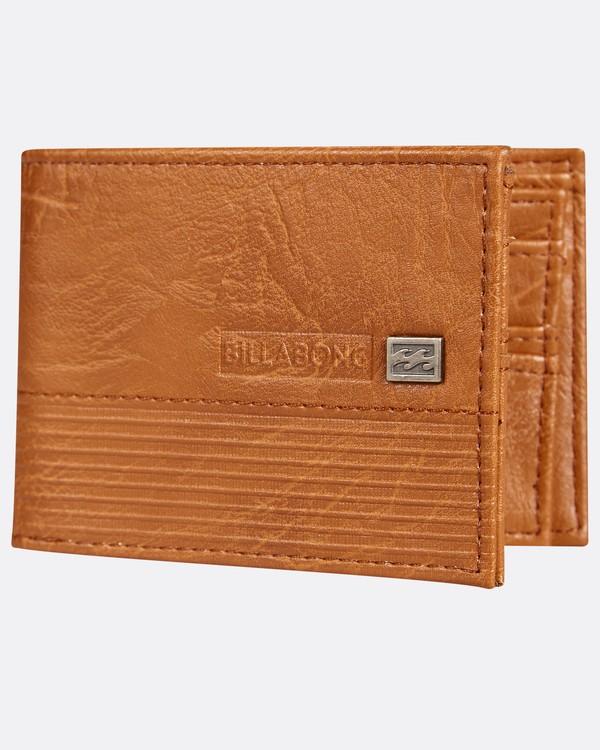 0 Vacant Wallet Beige H5WM03BIP8 Billabong