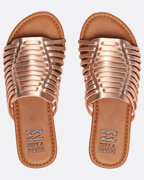 0 Tread Lightly Sandals Rose H9FF08BIP8 Billabong