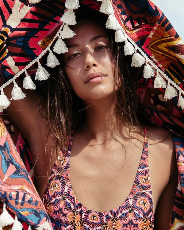 0 Sunny Beach Blanket Towel  H9TO01BIP8 Billabong