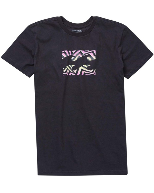 0 Baby Boys' Team Wave Menehune T-Shirt  I401NBTE Billabong