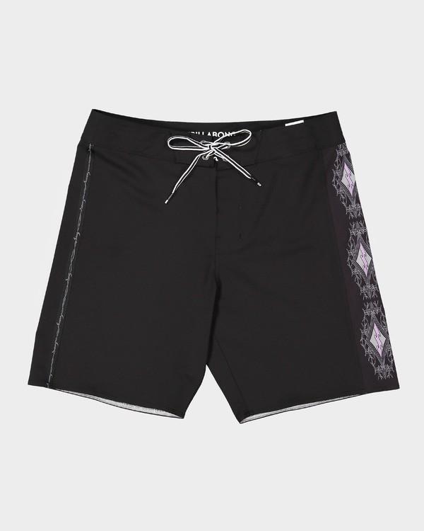 0 Creed Boardshort Noir J1BS20BIS8 Billabong