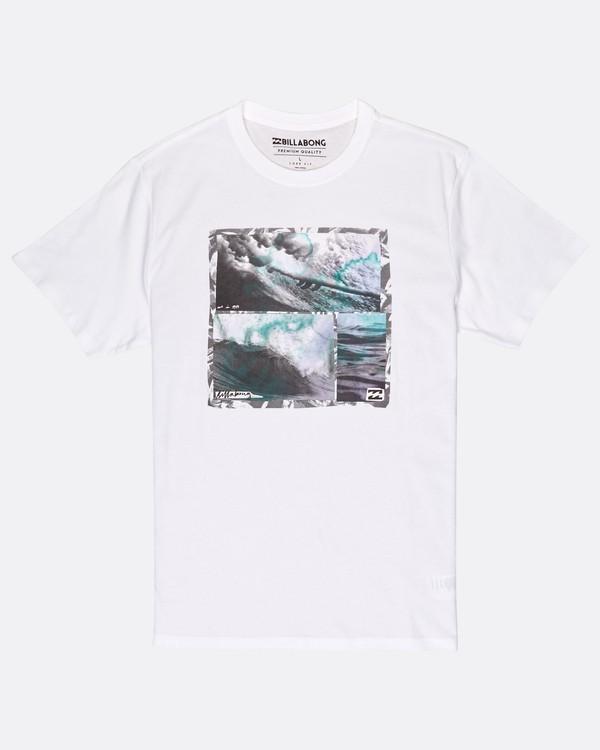 0 Morning Brisk T-Shirt Blanc J1SS04BIS8 Billabong