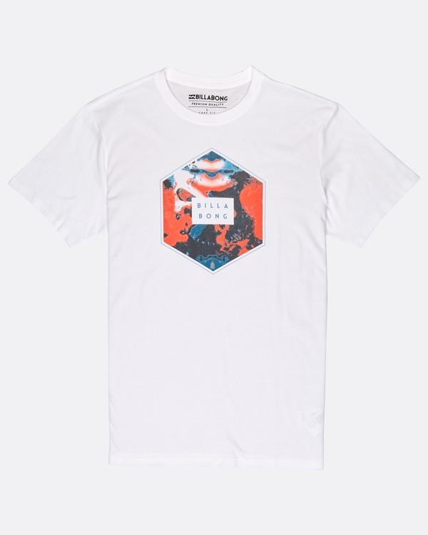 0 Access T-Shirt Blanc J1SS07BIS8 Billabong