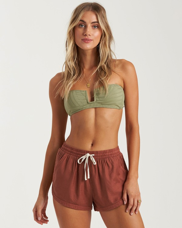 0 Road Trippin Short Brown J202EROA Billabong