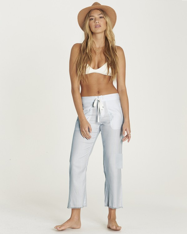 0 Casual Fling Crop Pant  J301PBCA Billabong