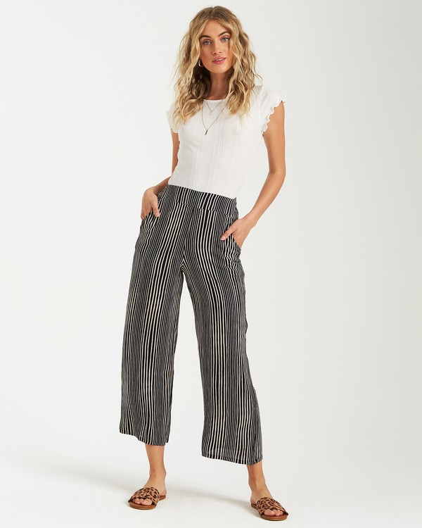 0 Cut Through Pant Black J304VBCU Billabong