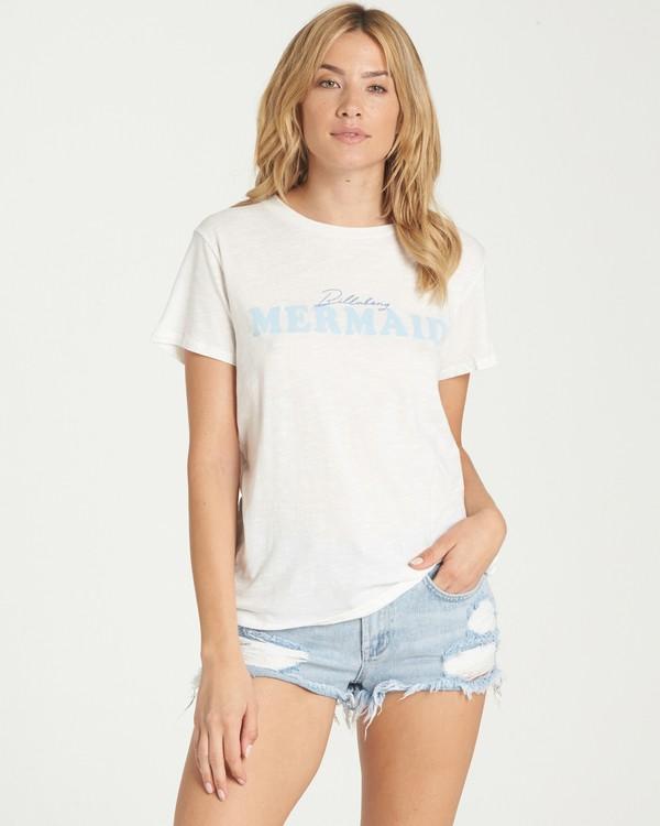 0 Mermaid T-Shirt  J437NBME Billabong