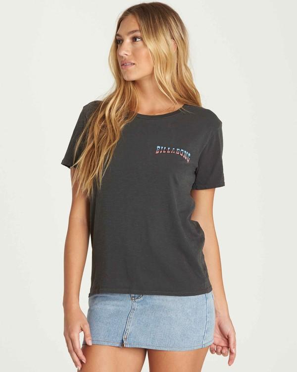 0 Star Spangled T-Shirt  J467PBST Billabong