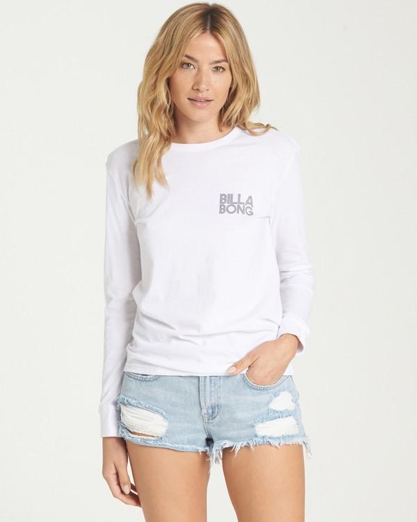 0 All In Line Long Sleeve T-Shirt  J478NBAL Billabong
