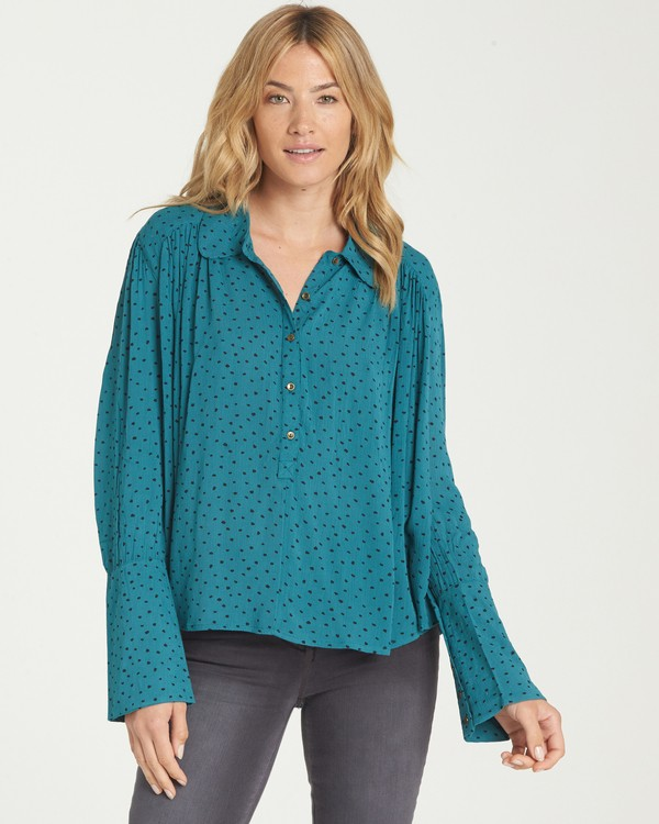 0 Groovy Moves Top  J511MGRO Billabong