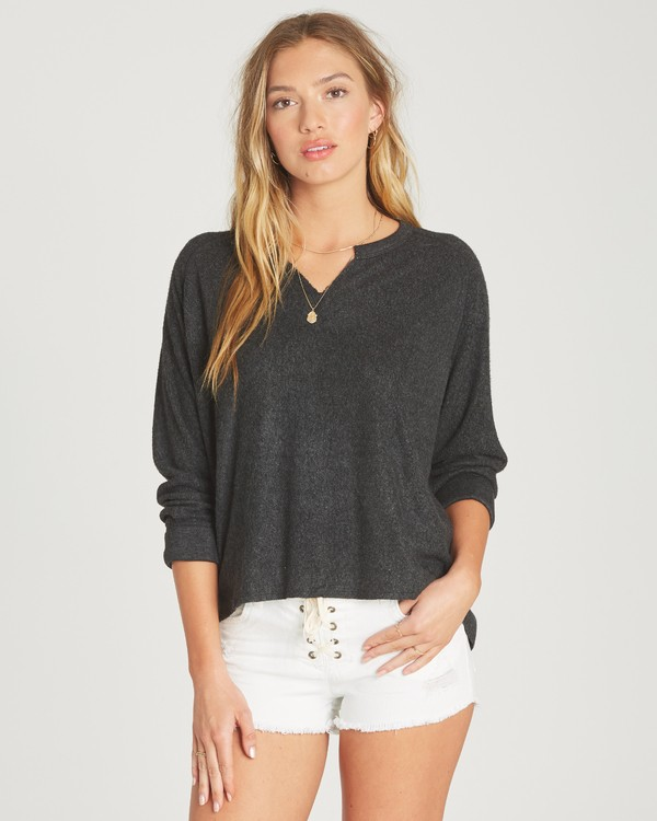 0 Beach Nights Fleece  J601TBBE Billabong