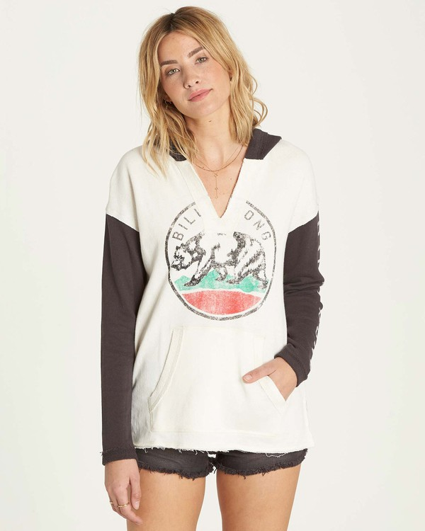 0 Days Off Pullover Hoodie  J607MDAY Billabong