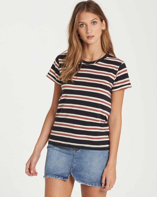 0 Soul Babe Ringer T-Shirt  J915LSOU Billabong